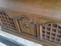 This is an Allegra Zenith Console Stereo, it has a