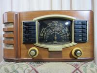 At Anderson Classic Radios we bring back antique radios