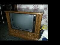 Zenith Floor Model Tv For Sale In Bangor New York Classified