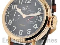 This is a Zenith, Pilot Montre dAeronef Type 20 Limited