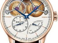 Zenith Academy Georges Favre-Jacot Limited Edition of