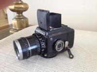 Mint condition. One of the top cameras made for studio