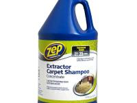 Zep Carpet Extractor Shampoo is a concentrated,