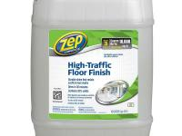 The ZEP Commercial 5 gal. High-Traffic Floor Finish is