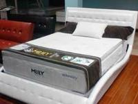 THIS MATTRESS REGULATES TO YOUR BODY TEMPERATURE AND