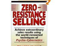 Email, Call or Text:  ZERO RESISTANCE SELLING : (direct