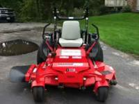 2011 snapper pro x200xt. this has a 26hp kawisaki,with