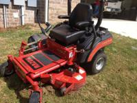 Extremely nice land pride commercial mower super heavy