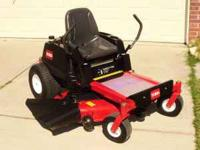 "Toro (Zero Turn 50""Mower) TIMECUTTER Z5030"