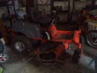 LAWN SERVICE PACKAGE, ZERO TURN MOWER, TRAILER,