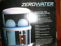 Zero Water ZeroWater Z-bottle Filtration System Say
