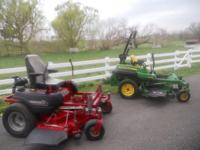 For sale is my 2009 John Deere Z520A with 53 hours. It
