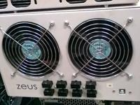 Got a few old Zeus miners available. Tested working