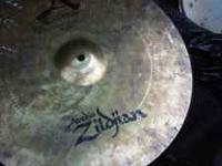 AMAZING CYMBAL! Great condition, and for an amazing