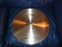 "Zildjian 16"" Medium/Thin Crash excellent condition $180"