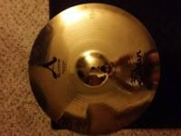 I am offering my Zildjian A Custom Cymbals. I have a