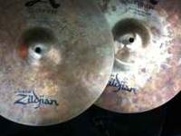 AMAZING CYMBALS! Great condition, and for an amazing