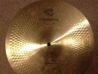 I am selling a pair of Zildjian 14 inch vintage hi