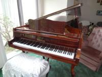 zimmerman baby grand piano Type of Piano: Baby Grand /