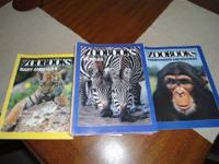 I have 31 Zoo books I want to sell. I also have several