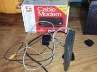 I have one gently used  Zoom 5341  Docsis 3.0 Cable