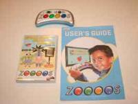 For sale Zooos DVD system. Sells new for around $12.00.