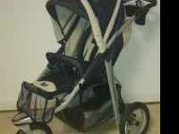 The Zydeco is the ultimate in stylish luxury strollers.