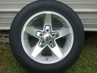 I have a set of ZQ8 S10 rims with brand new falcon