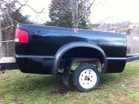 1) complete s10 zr2 bed with gate lites and flares