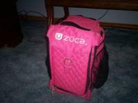 Selling 2 Zuca Figure Skating Bags First one is just