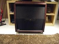 Zwengel 4x12 Cabinet. Loaded with 4 brand new Celestion
